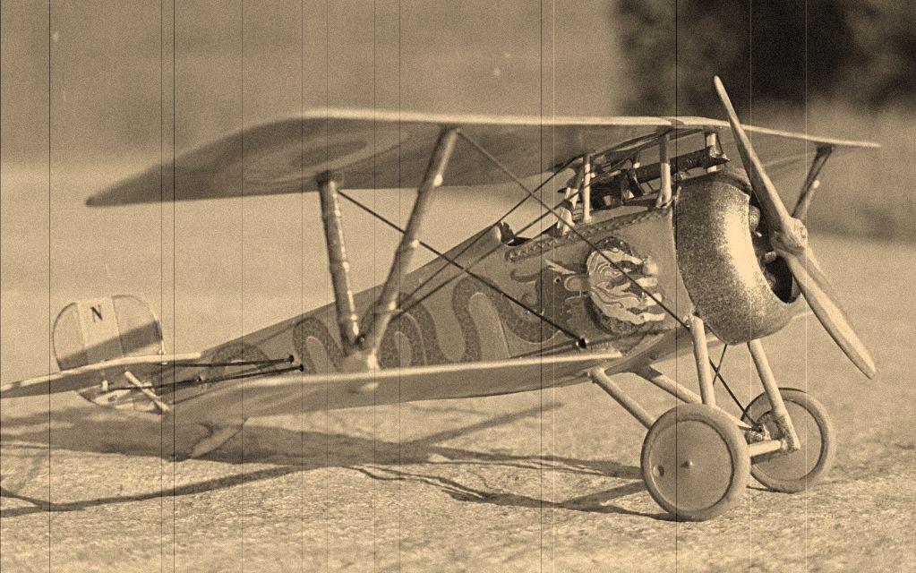 [Eduard] Nieuport Ni-17 Sergent Maurice Boyau, été 1917 Ni-17_36