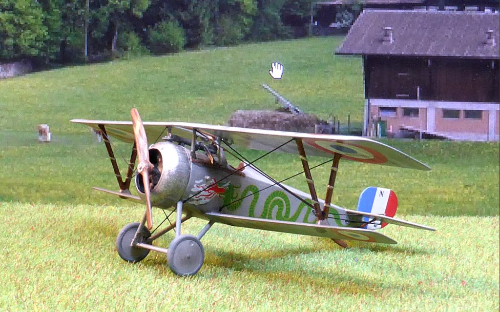 [Eduard] Nieuport Ni-17 Sergent Maurice Boyau, été 1917 Ni-17_37