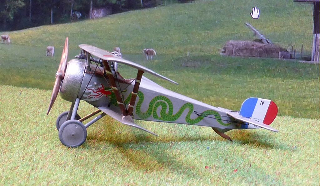 [Eduard] Nieuport Ni-17 Sergent Maurice Boyau, été 1917 Ni-17_38