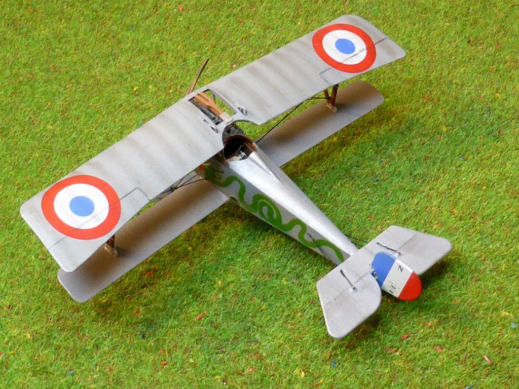[Eduard] Nieuport Ni-17 Sergent Maurice Boyau, été 1917 Ni-17_39