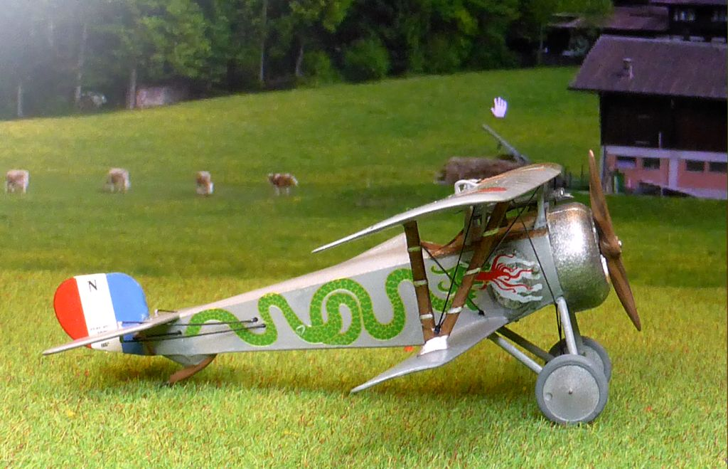 [Eduard] Nieuport Ni-17 Sergent Maurice Boyau, été 1917 Ni-17_41