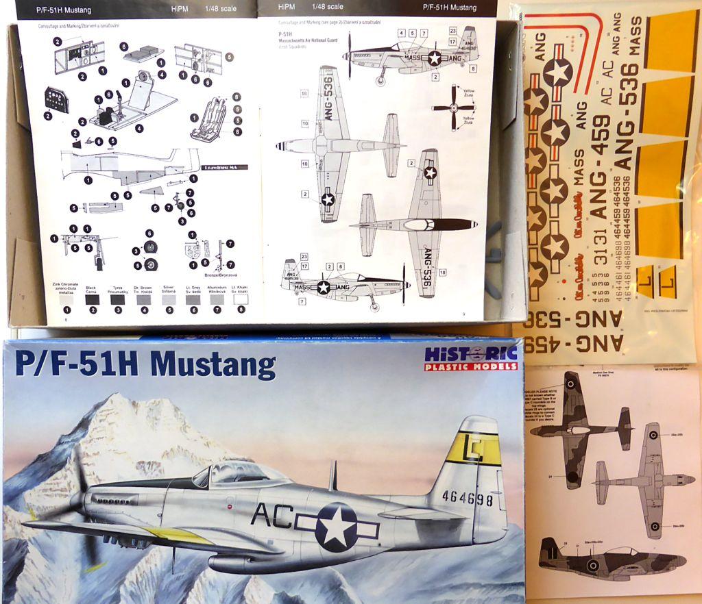 """"""" Frenesi """" P-51D5 ( Eduard 1/48) Fini - Page 4 P-f51h10"""
