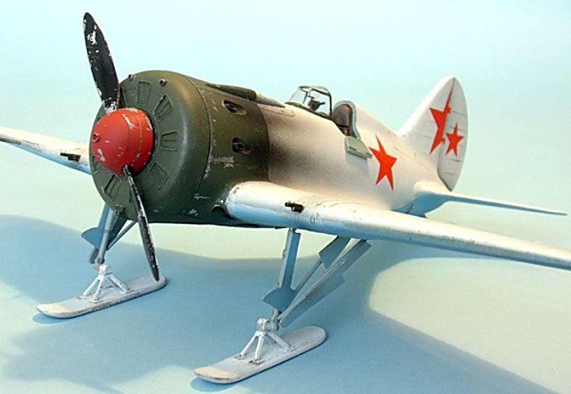 [eduard] Polikarpov  I-16 type 10 - Page 2 Polika19