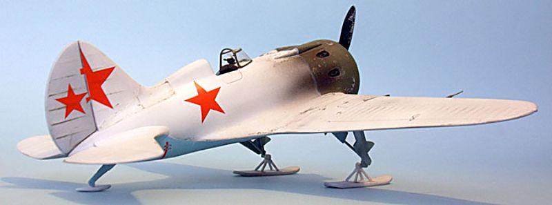 [eduard] Polikarpov  I-16 type 10 - Page 3 Polika20