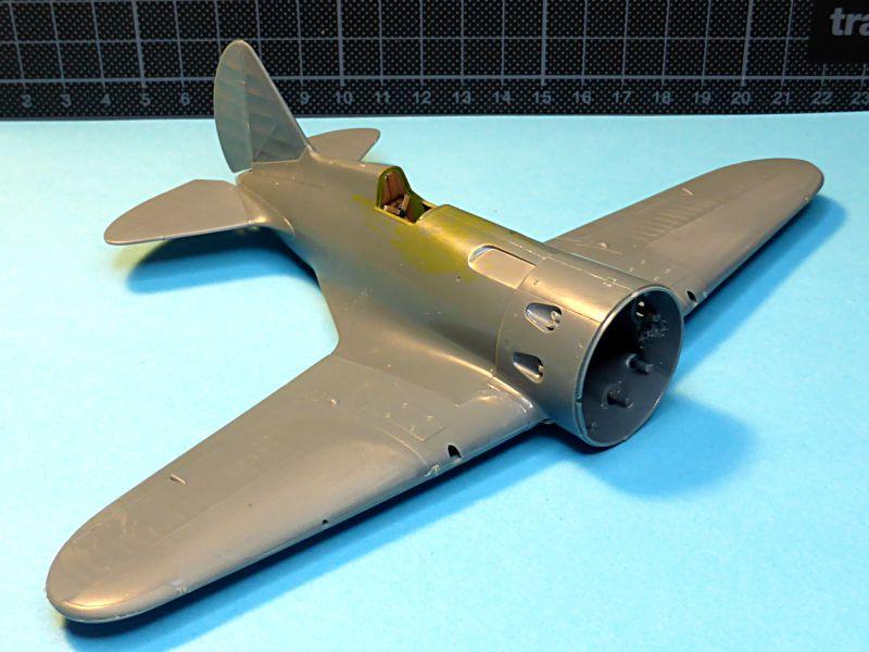 [eduard] Polikarpov  I-16 type 10 Polika30