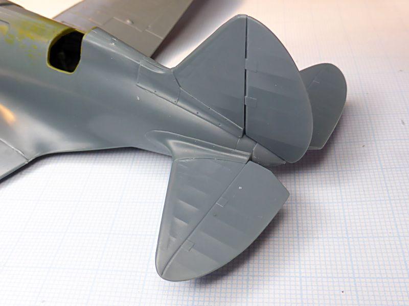 [eduard] Polikarpov  I-16 type 10 Polika36