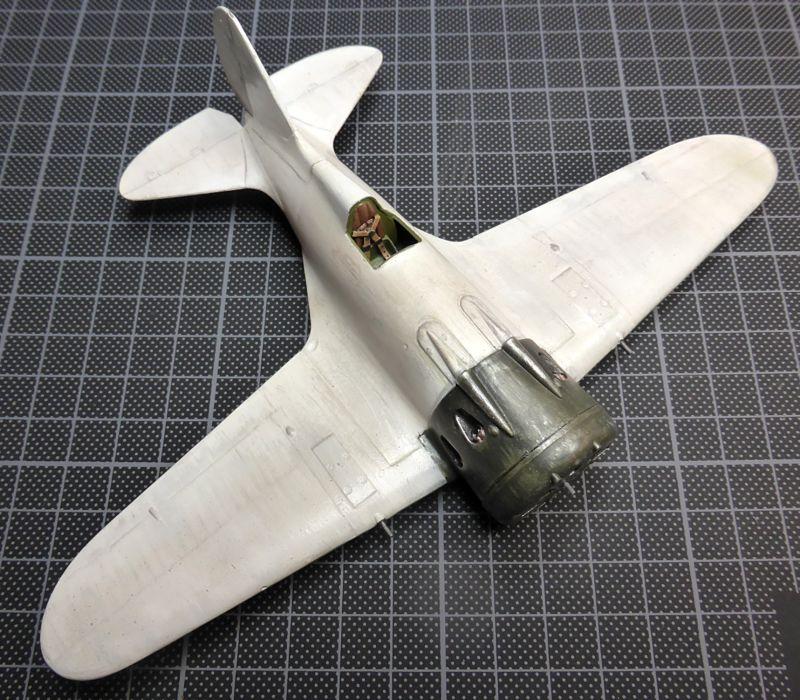 [eduard] Polikarpov  I-16 type 10 - Page 2 Polika50