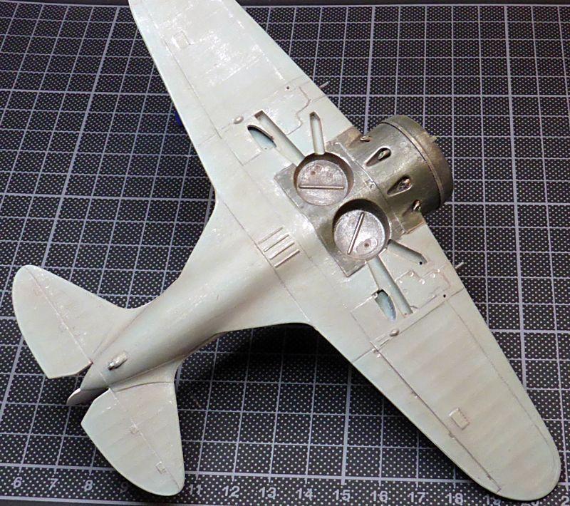 [eduard] Polikarpov  I-16 type 10 - Page 2 Polika54