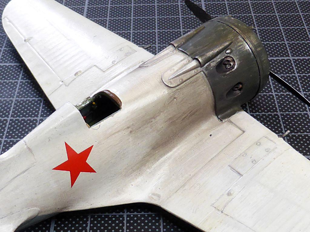 [eduard] Polikarpov  I-16 type 10 - Page 2 Polika64