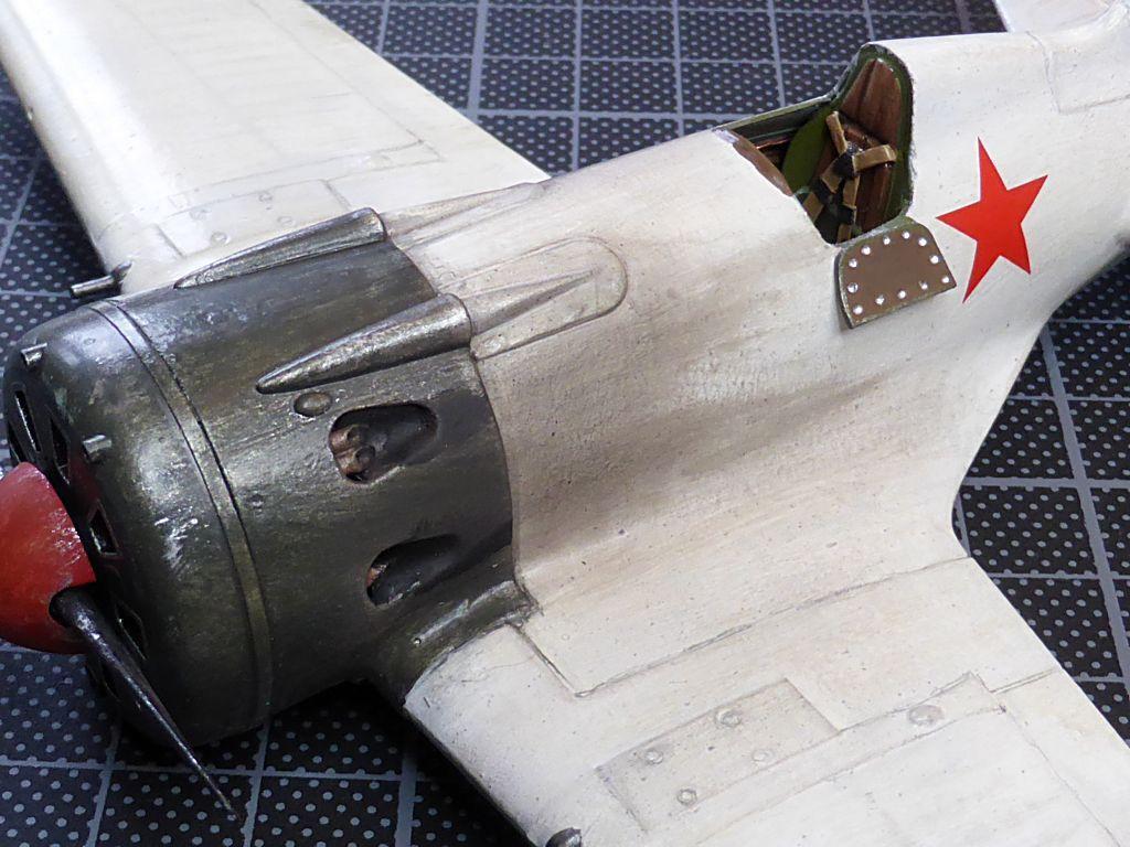 [eduard] Polikarpov  I-16 type 10 - Page 2 Polika65