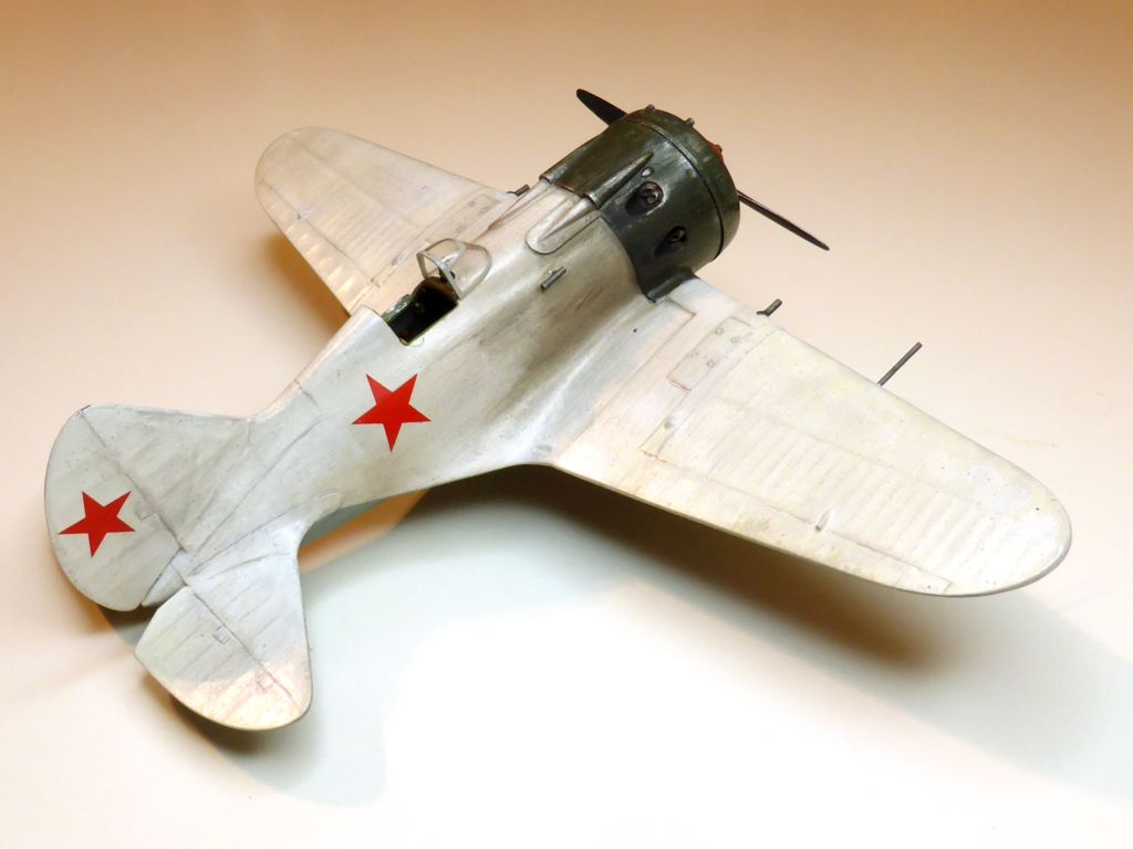 [eduard] Polikarpov  I-16 type 10 - Page 3 Polika72