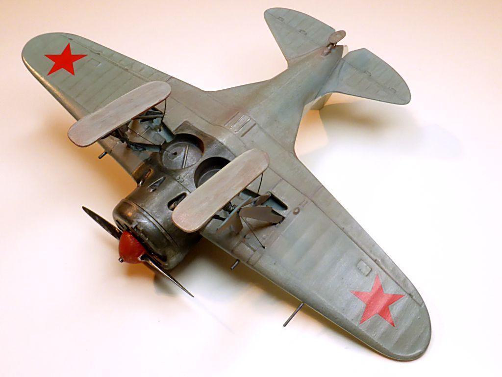 [eduard] Polikarpov  I-16 type 10 - Page 3 Polika80