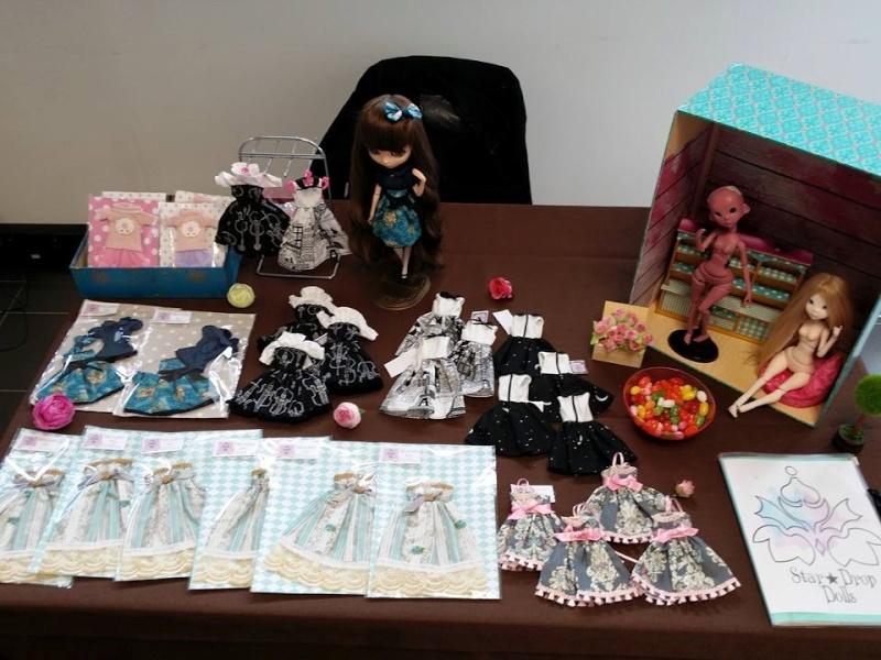 Star★Drop Dolls by L'Atelier de Célestine - Création et WIP 11010510