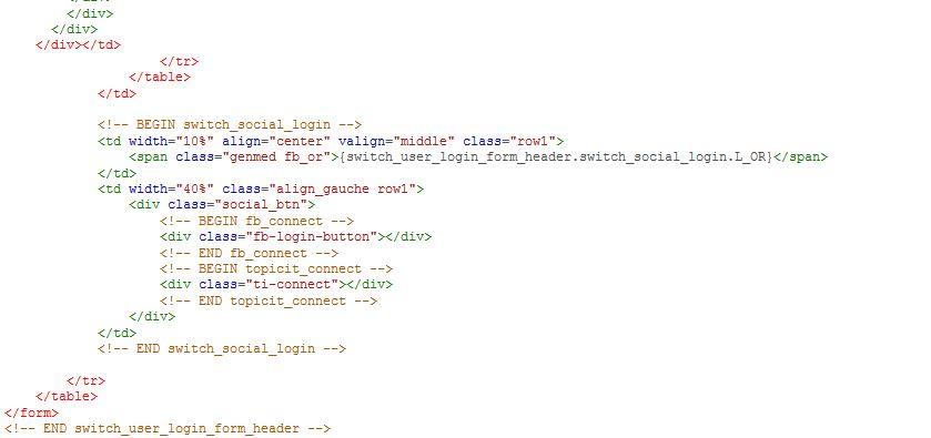 *RESOLU* [PHPBB2] Connexion rapide sur la page index 0011110