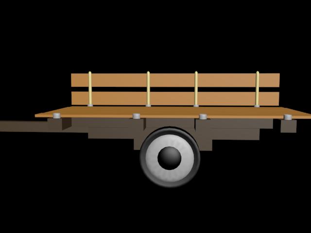 Remorque pour micro tracteur 1/1 Remorq11