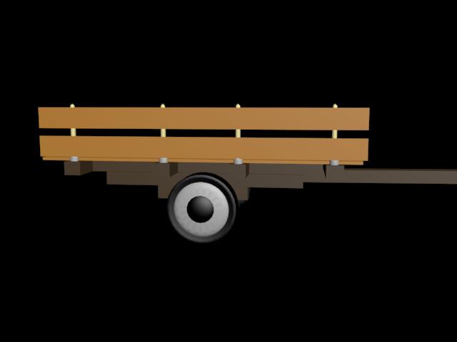 Remorque pour micro tracteur 1/1 Remorq13