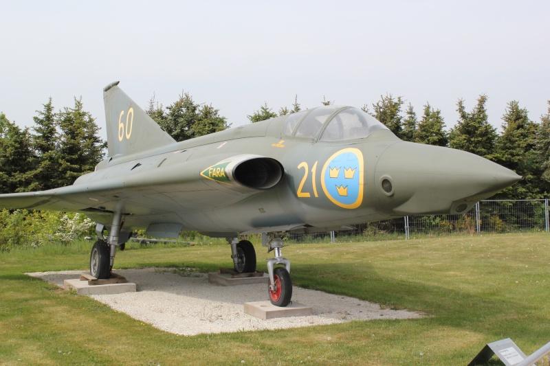 J-35 F DRAKEN 1/48 fini 34910