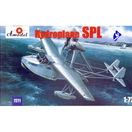 Hydroplane SPL et camion atelier Amodel10