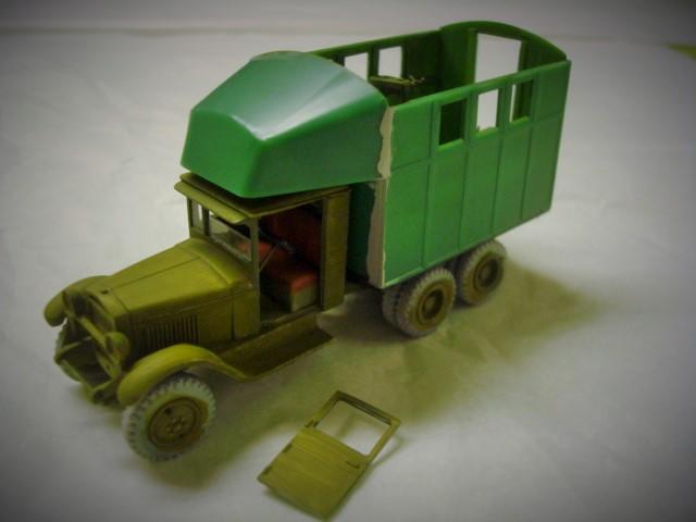 Hydroplane SPL et camion atelier Dsc02736
