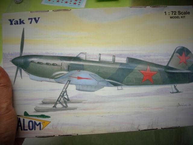 Yakovlev YAK 7 V ( Valom ) Dsc02824