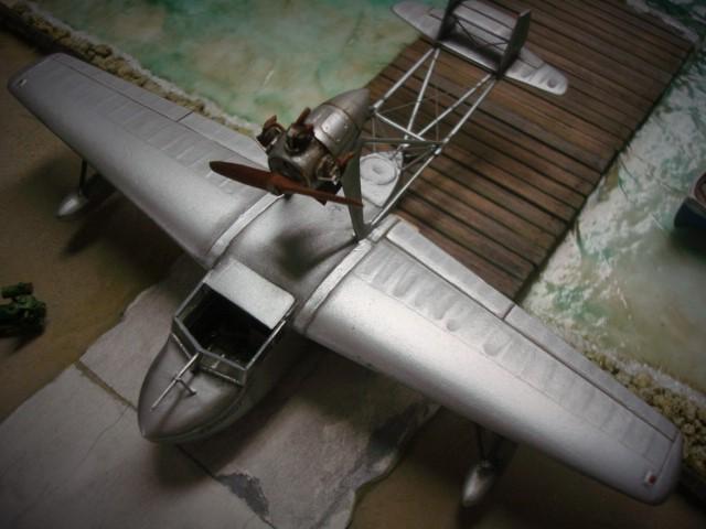 Hydroplane SPL et camion atelier Dsc02841