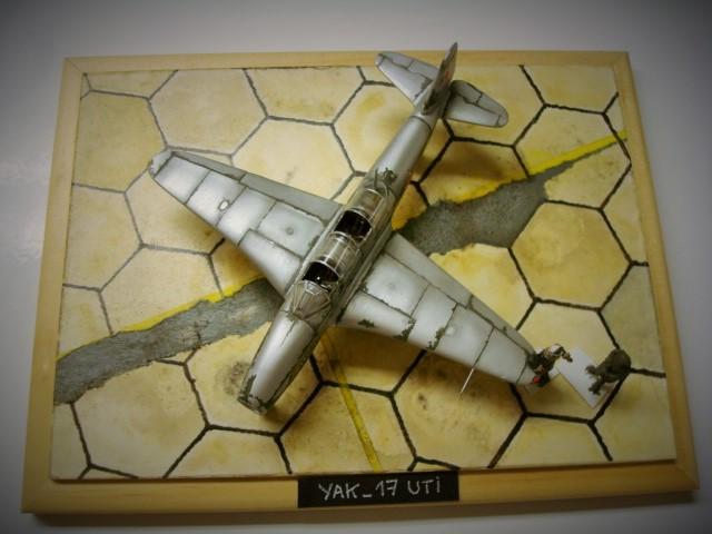 Yakovlev Yak 17 UTI ( Amodel 1/72°) - Page 2 Dsc02936