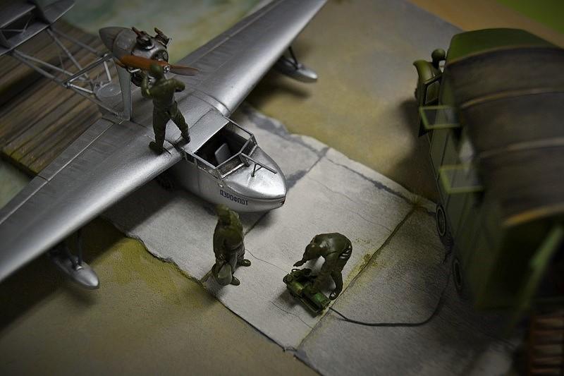 Hydroplane SPL et camion atelier - Page 2 Dsc_3517