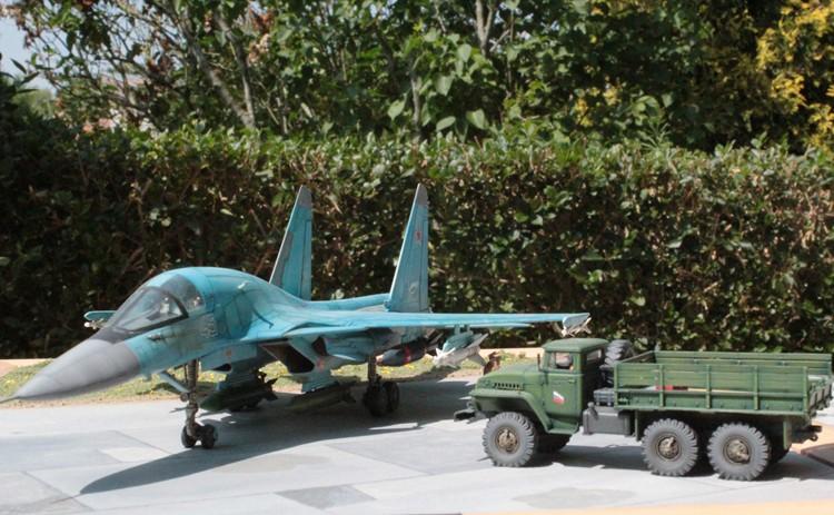 """Sukhoi Su-34 """"Fullback""""  [1:72 - Revell] Img_3310"""