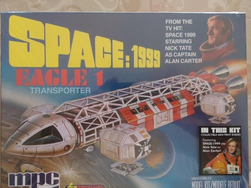 1ere maquette Aigle Cosmos 1999 de chez MPC Img_2010