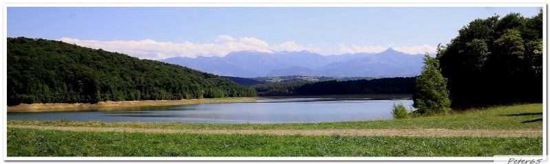 Le lac de L'arret darré (65) 2015-054