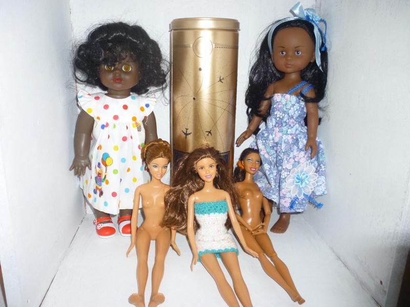 Ma famille de poupées Barbie10