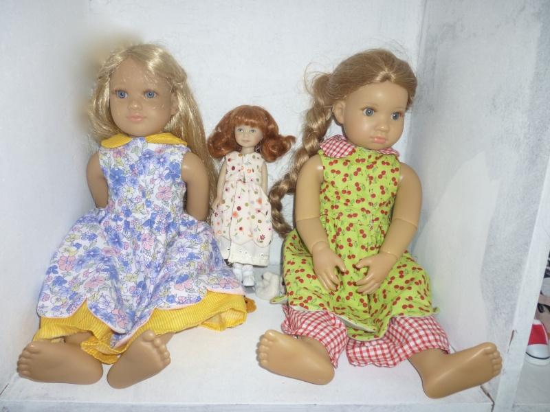 Ma famille de poupées Kidz10