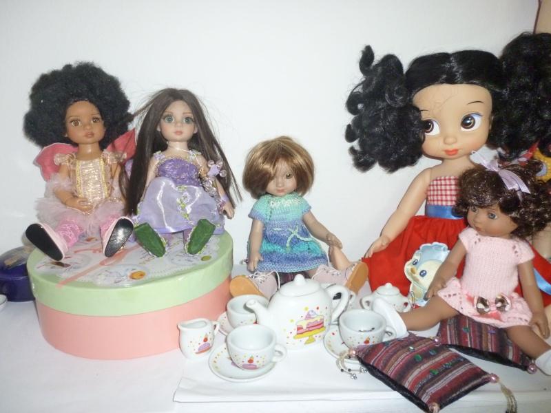 Ma famille de poupées Tonner10