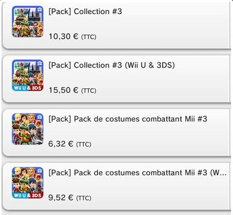 Super Smash Bros : détail des DLC et de la mise à jour 110