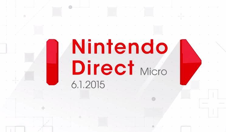 Nintendo Direct Micro à regarder maintenant 14331710