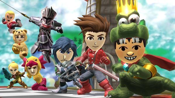Super Smash Bros : détail des DLC et de la mise à jour 14383310