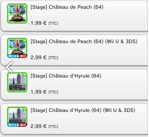 Super Smash Bros : détail des DLC et de la mise à jour 211