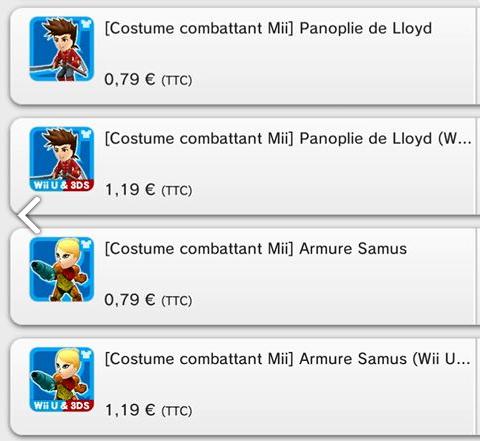 Super Smash Bros : détail des DLC et de la mise à jour 610