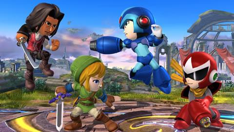 Super Smash Bros : détail des DLC et de la mise à jour Pack_110