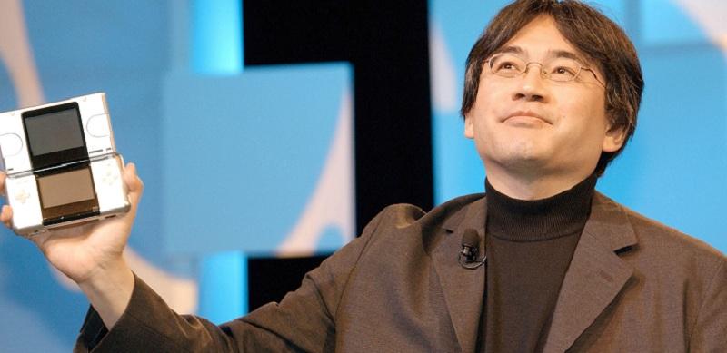 Satoru Iwata, le P.D.G. de Nintendo est mort à 55 ans  Satoru10