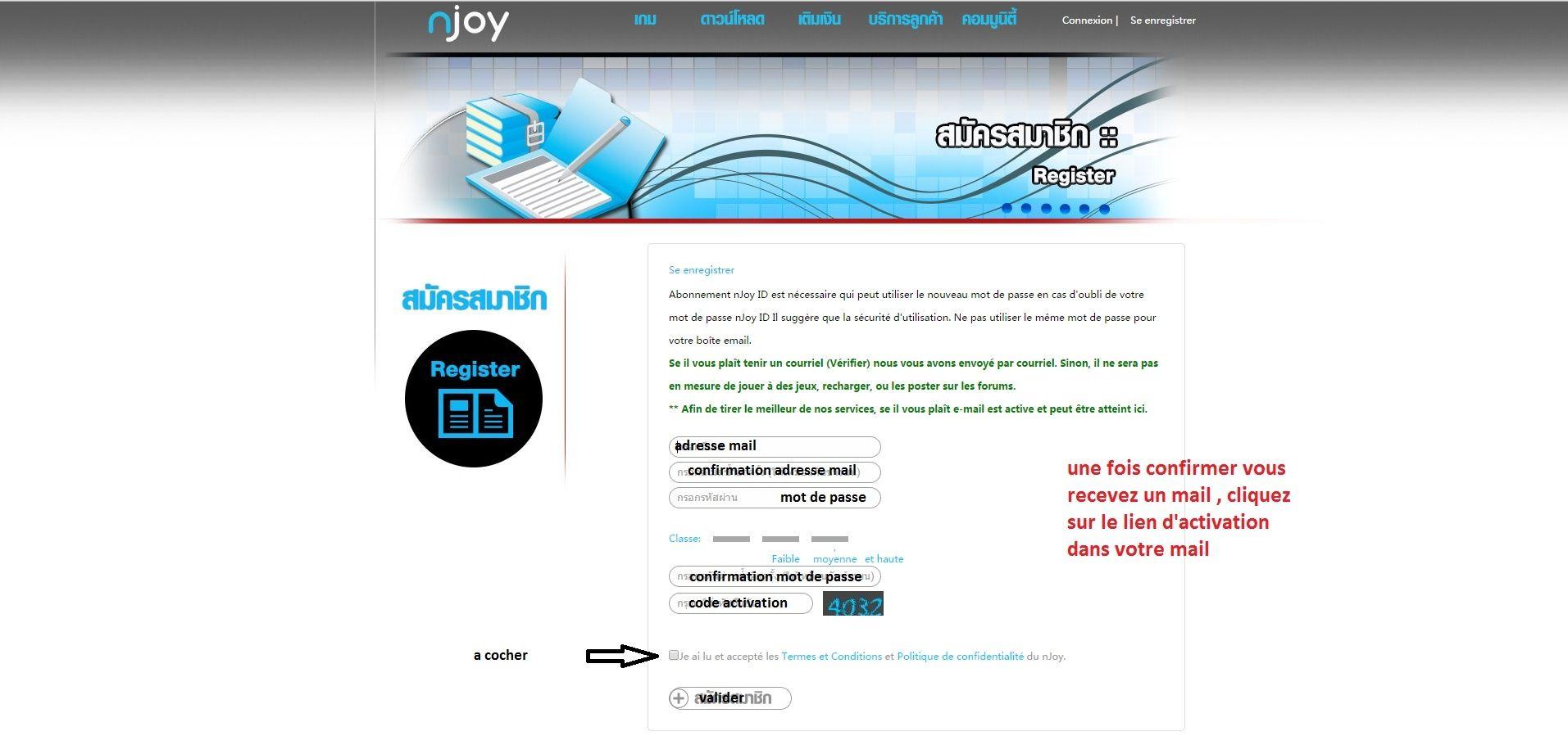 Inscription et Téléchargement de Saint Seiya Online 14202710