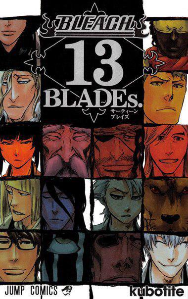 Bleach 13 Blades Clj8qj10