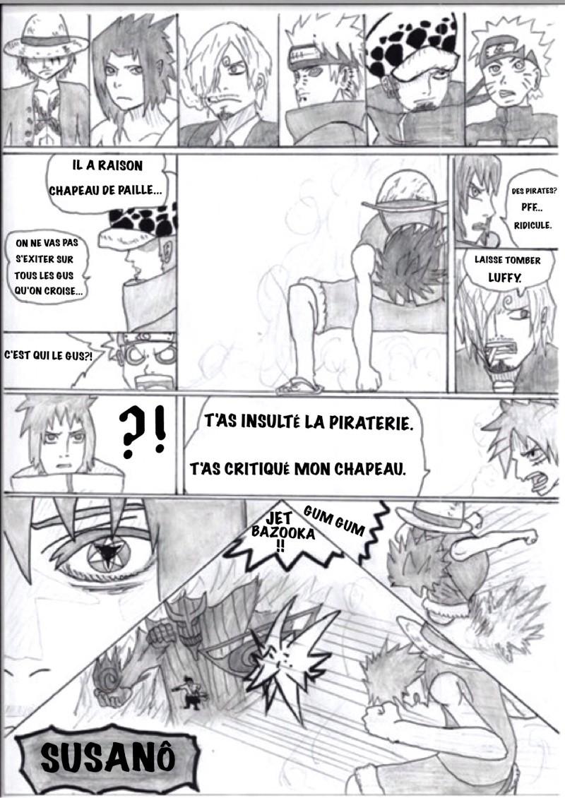 Manga NARUTO/ONE PIECE Image13
