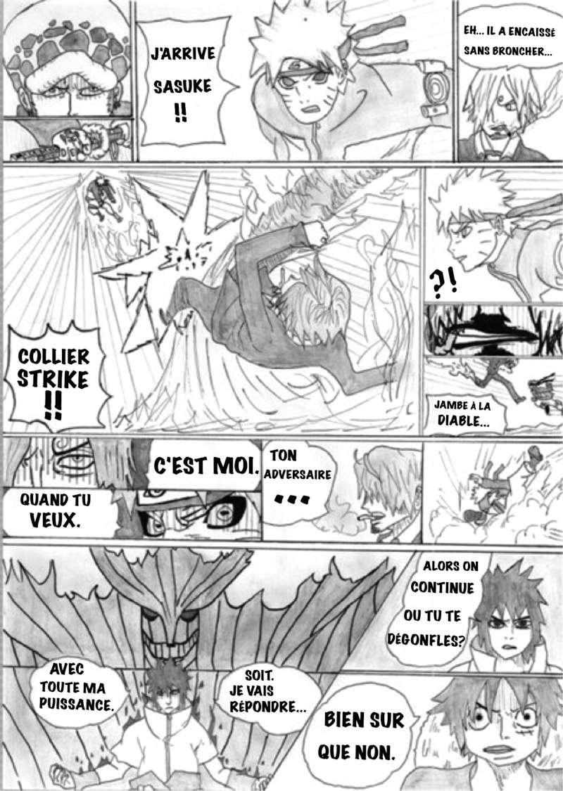 Manga NARUTO/ONE PIECE Image16