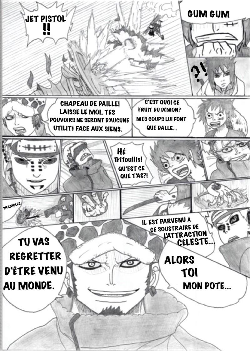 Manga NARUTO/ONE PIECE Image17