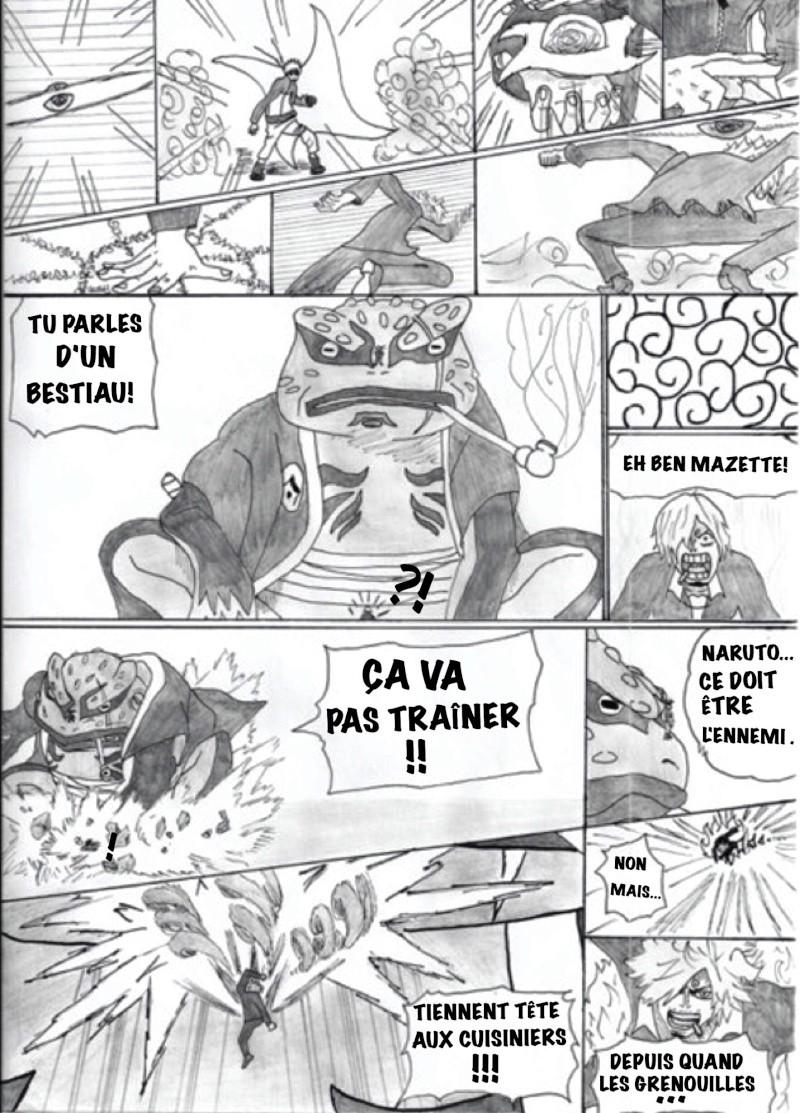 Manga NARUTO/ONE PIECE Image18