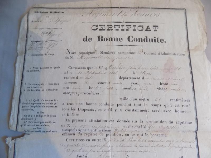 Ma collection : uniformes-coiffures-archives de la Coloniale et la colonisation - Page 5 Dscn0320