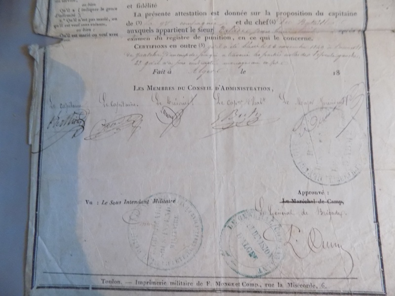 Ma collection : uniformes-coiffures-archives de la Coloniale et la colonisation - Page 5 Dscn0321