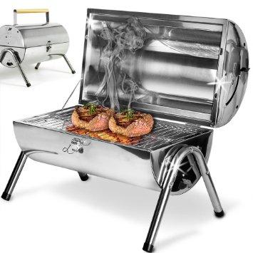 Barbecue de voyage Barbec10