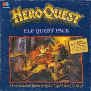 Hero Quest Elf10